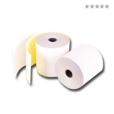 Duplorollen wit/geel 57x70x12 mm